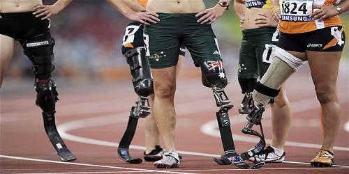 パラリンピック選手の肩の痛み
