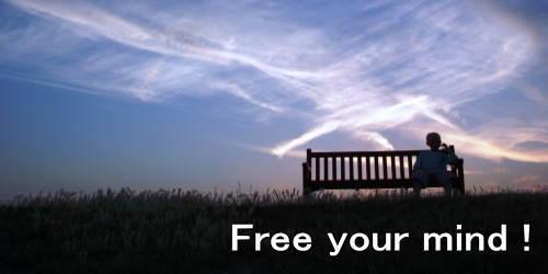 心の自由を取り戻せ!