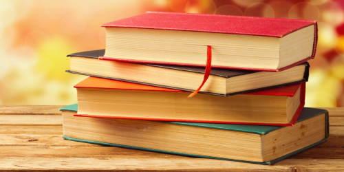 他人の本を借りて読む