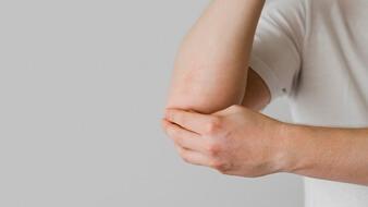 珍しい骨化性筋炎