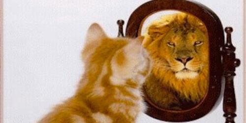賢人は謙遜し、凡夫は自己顕示する
