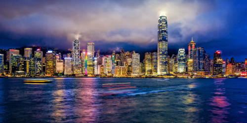 香港で食い倒れ