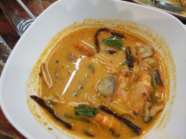 バンコクで晩ご飯+タピオカドリンク