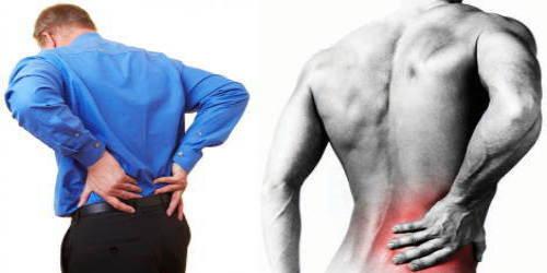 高校生の腰痛のケース