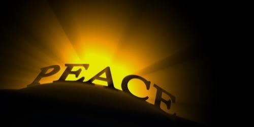 世界が平和になるために