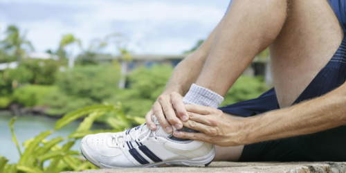 長腓骨筋腱の痛み&立方骨症候群